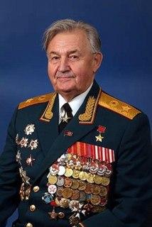 Valentin Varennikov Russian army general and politician
