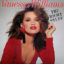 biography Vanessa williams