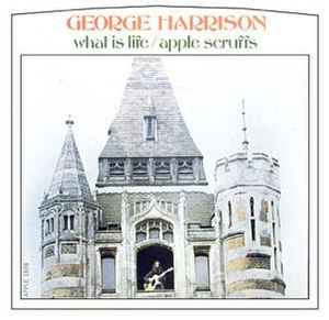 What Is Life - Image: What Is Life (George Harrison single cover art)