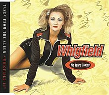 Whigfield No Tears To Cry European Import.jpeg