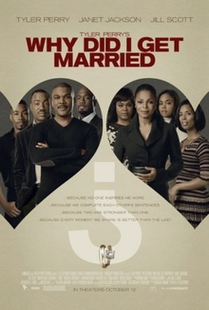 Why Did I Get Married? - Theatrical release poster