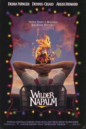 Wilder Napalm - Theatrical release poster