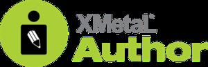 XMetaL - Image: X Meta L Author logo