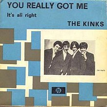 The Kinks — You Really Got Me (studio acapella)