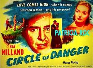 "Circle of Danger - Image: ""Circle of Danger"" (1951)"
