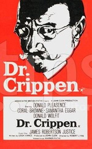 "Dr. Crippen (1962 film) - Image: ""Dr. Crippen"" (1962)"