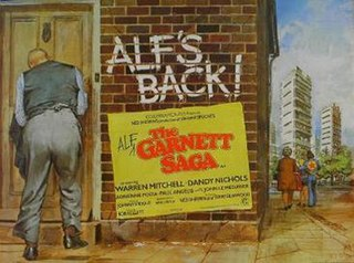 <i>The Alf Garnett Saga</i> 1972 film