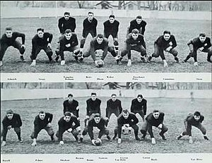 1932 Illinois Fighting Illini football team - Image: 1932 Illinois Fighting Illini football team