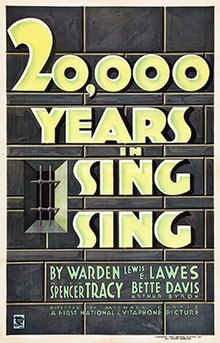 Image result for 20000 years in sing sing book