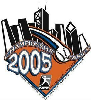 2005 National Pro Fastpitch season - Image: 2005 NPF Championship