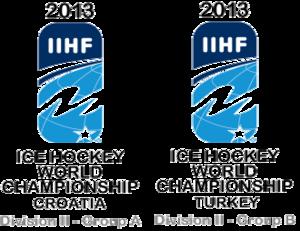 2013 IIHF World Championship Division II - Image: 2013 IIHF World Championship Division II