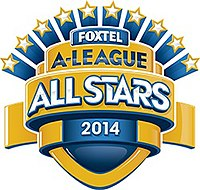 2014 A-League All Stars Game - Wikipedia