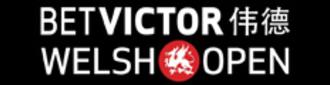 2017 Welsh Open (snooker) - Image: 2014 Welsh Open (snooker) logo