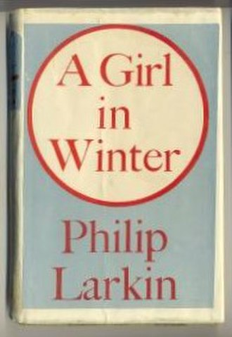 A Girl in Winter - First edition (UK)