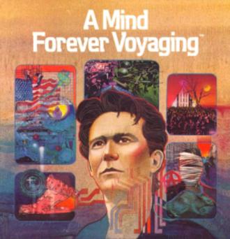 A Mind Forever Voyaging - Cover art