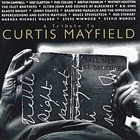 Elton John - A Tribute To Curtis Mayfield