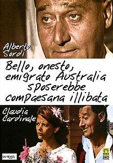 <i>A Girl in Australia</i> 1971 Italian film directed by Luigi Zampa