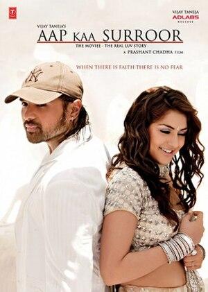 Aap Kaa Surroor (film) - Theatrical release poster