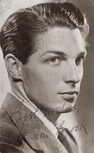 Lyndon Brook - Image: Actor Lyndon Brook