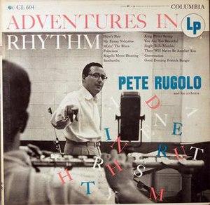 Adventures in Rhythm - Image: Adventures in Rhythm