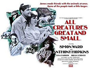All Creatures Great and Small (film) - Image: All Creatures Great and Small 1978 film poster
