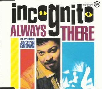 Always There (Side Effect song) - Image: Always There (song)