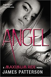 <i>Angel: A Maximum Ride Novel</i> book by James Patterson