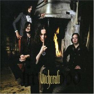 Firewood (album) - Image: Artist Witchcraft Album Firewood