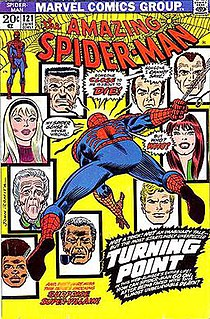 The Night Gwen Stacy Died