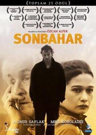 Autumn (2008 film) - Original film poster