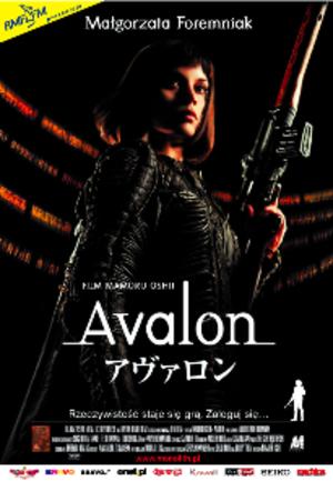 Avalon (2001 film) - Polish release poster