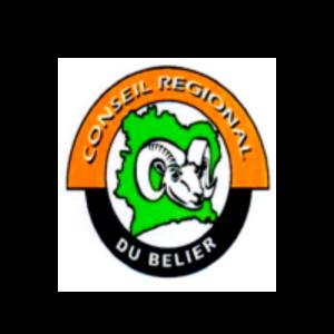 Bélier Region - Image: Bélier Region (Ivory Coast) logo