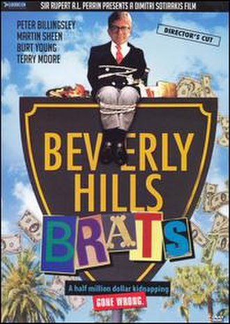 Beverly Hills Brats - Beverly Hills Brats DVD cover