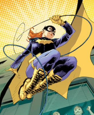 Barbara Gordon - Art by Rafael Albuquerque
