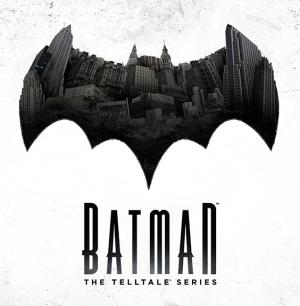 Batman: The Telltale Series - Image: Batman (Telltale Games) logo