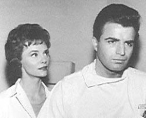 Bettye Ackerman - Bettye Ackerman as Dr. Maggie Graham and Vince Edwards as Ben Casey
