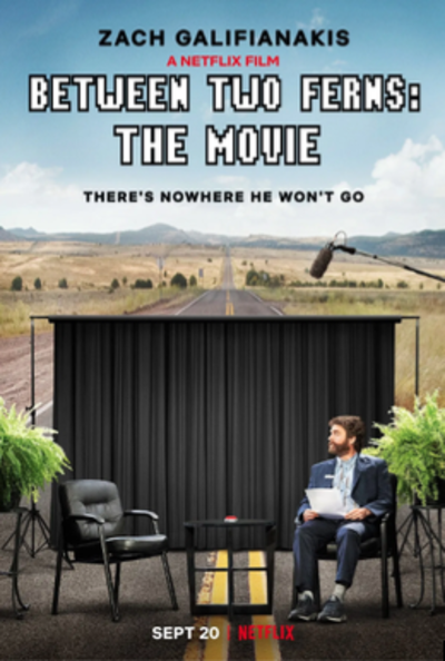 Picture of a movie: Between Two Ferns: The Movie