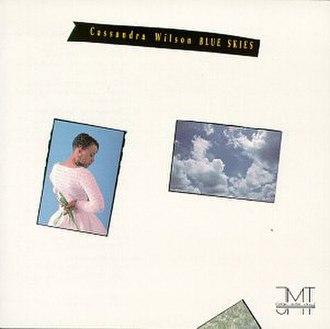 Blue Skies (Cassandra Wilson album) - Image: Blueskiescassandrawi lson