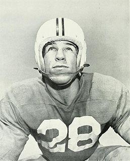 Bob Ward (American football) American football player and coach (1927–2005)