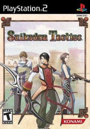 Suikoden Tactics - Image: Box lt