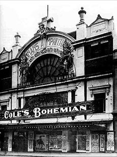 Palace Theatre, Melbourne - Wikipedia