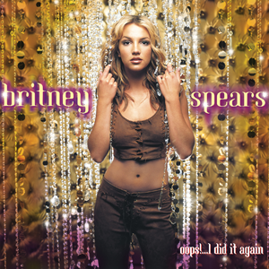 Oops!... I Did It Again (album) - Image: Britney Spears Oops!... I Did It Again