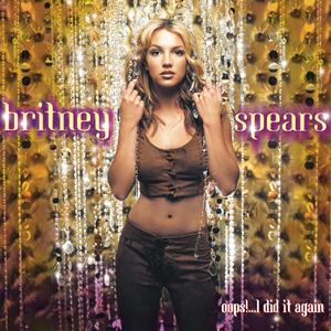 Oops!... I Did It Again (album) - Image: Britney Spears Oops!... I Did It Again