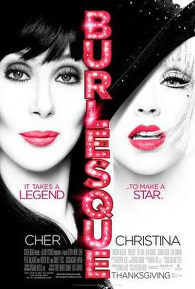 Picture of a movie: Burlesque