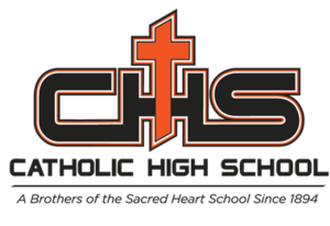 Catholic High School (Baton Rouge, Louisiana) - Image: CHS Logo Baton Rouge, LA