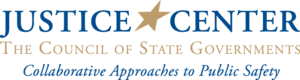 Council of State Governments - Image: CSG Justice Center logo and motto