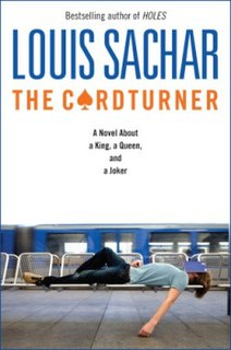 <i>The Cardturner</i> book by Louis Sachar