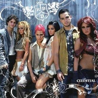 Celestial (RBD album) - Image: Celestial (album)