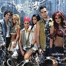 cd rebelde celestial brasil