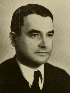 Charles Tallman - Tallman pictured in The Monticola 1934, West Virginia yearbook